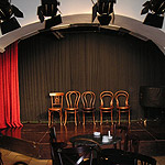 Die Bühne des ScharfrichterHauses