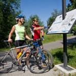 Donau-Ilz-Radweg, Quelle: Tourist-Information Passauer Land