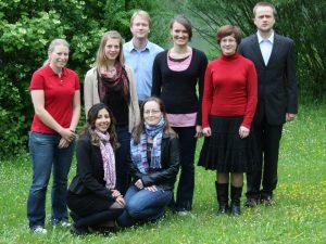 Mitglieder der Hochschulgruppe akadeMigra