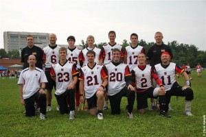 Deutsche Flag Football Nationalmannschaft 2010
