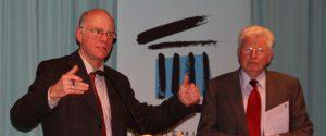 Norbert Lammert und Heinrich Oberreuther