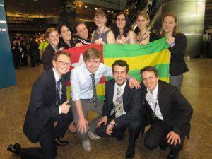 WorldMUN-Delegation Passau