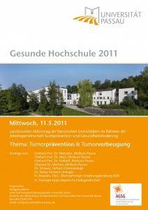 Plakat Gesundheitstag