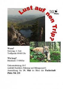 Ausflug in den Nationalpark Bayerischer Wald