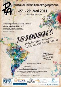 Passauer LateinAmerikagespräche 2011