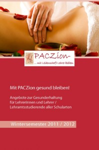 Flyer PACZion