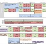 Vorkurs-Stundenplan