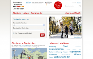 DAAD - Studieren in Deutschland