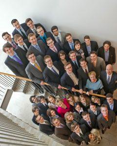 Stipendiaten der Bayerischen Eliteakademie