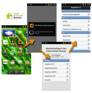 Sportzentrum-App