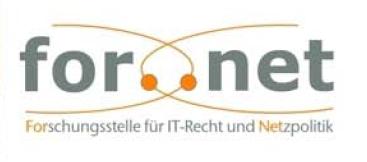 """Forschungsstelle für """" IT-Recht und Netzpolitik"""" der Universität Passau"""
