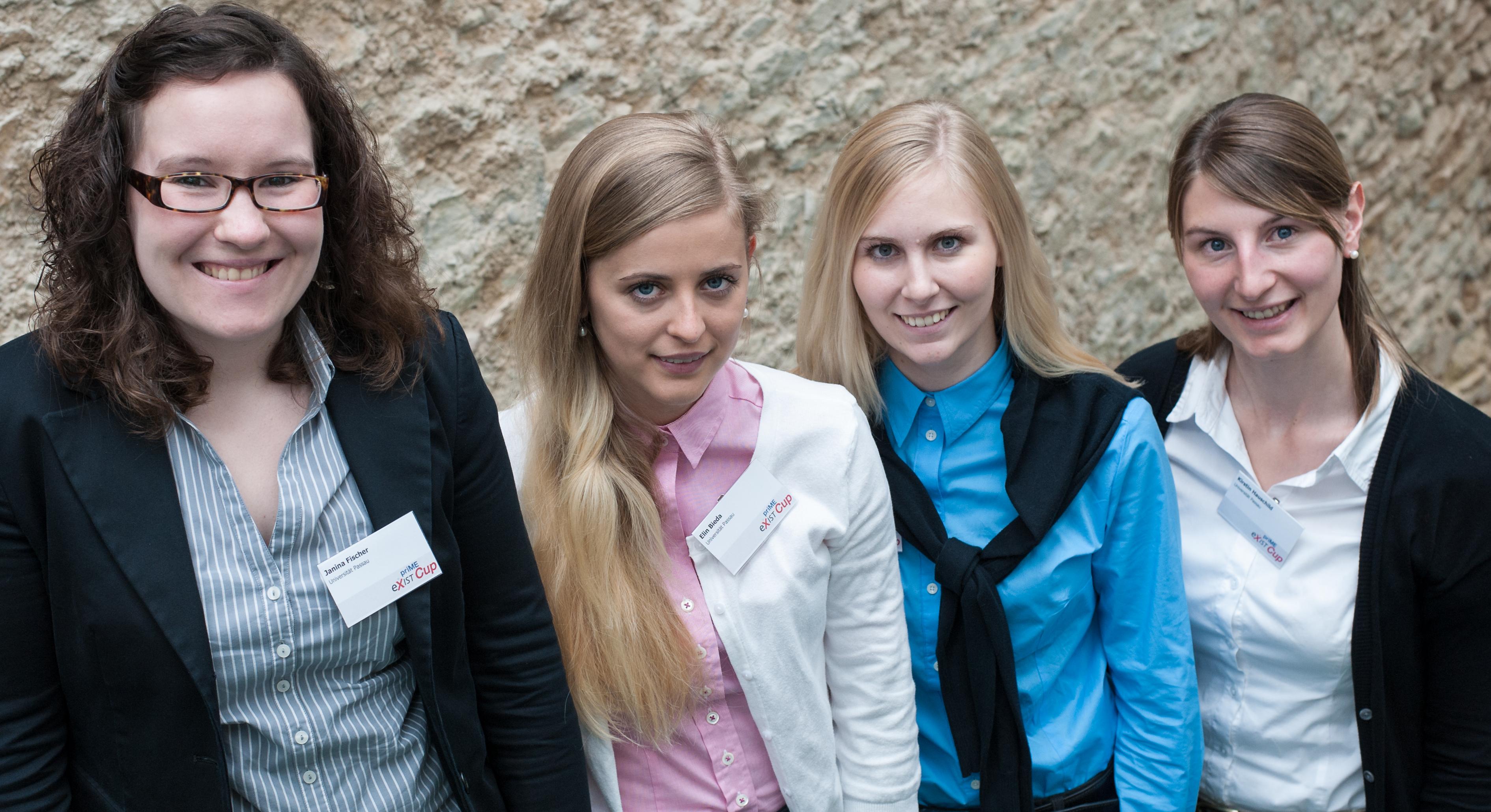 Das Passauer Studentinnen Team ließ die männliche Konkurrenz hinter sich zurück