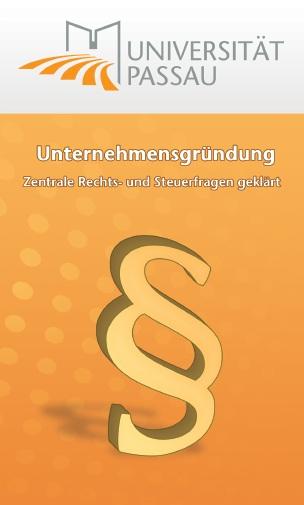 Flyer: Workshop Unternehmensgründung am 22.11.2012