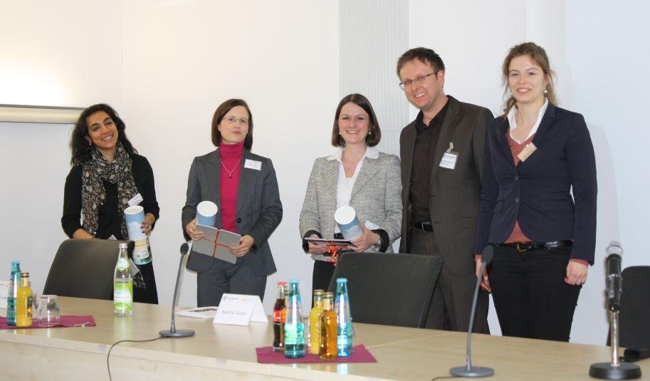 Netzwerktreffen des kuwi.netzwerk und des AlumniClub-Passau 2013
