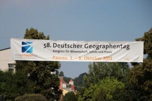 Banner Geographentag
