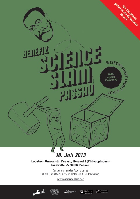 Science Slam in Passau