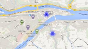 Wohnraumkarte Screenshot