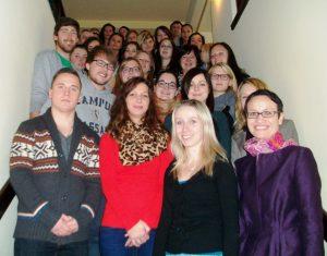 Lehramtsstudierende erleben interkulturelles Lernen in Tschechien