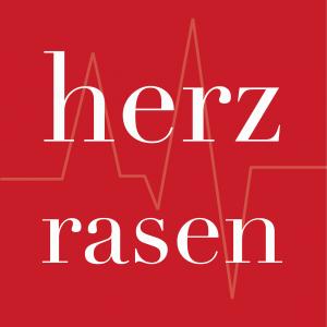 herzrasen logo rot