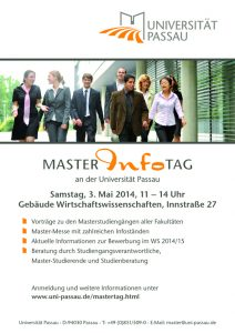 Master-Infotag
