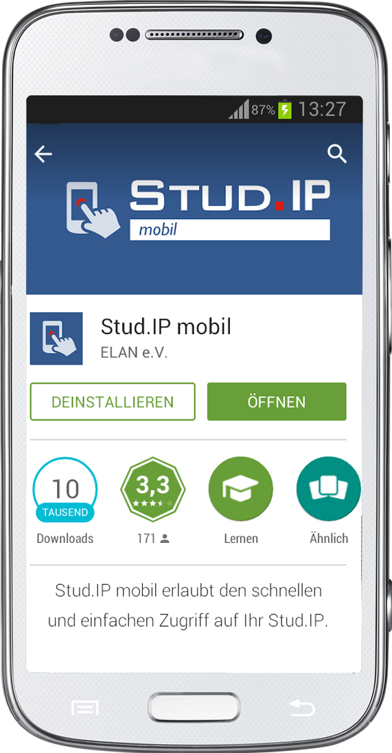 StudIP_Android_Store