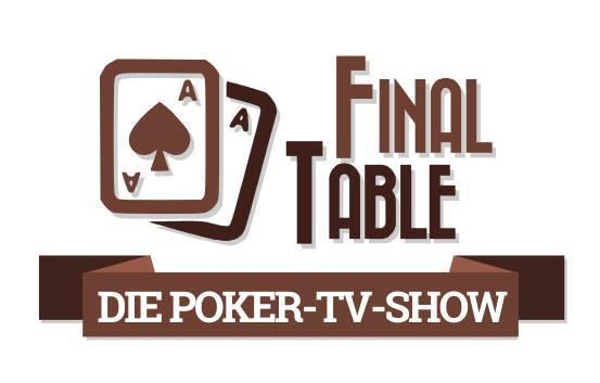 Final table logo