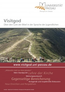 Visitgod: Über den Gott der Bibel in der Sprache der Jugendlichen