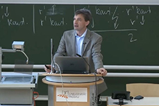 Prof. Graf Lambsdorff spricht zur Griechenlandkrise