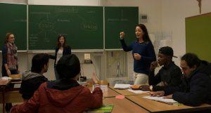 Deutschkurse der Evangelischen Studierendengemeinde Passau