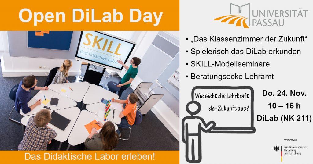 Open DiLab Day für Studierende