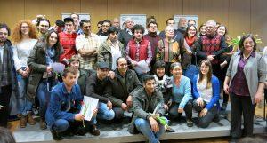Gruppenfoto der Teilnehmenden. Bild: Katrin Gleixner