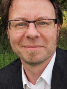 Portrait von Michael Hübler, Dozent am ZfS der Universität Passau