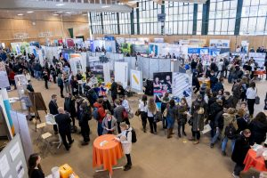 Campus meets Company - Karrieremesse an der Universität Passau