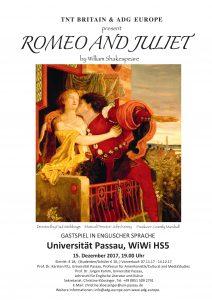romeo and juliet gastspiel in englischer sprache campus passau blog