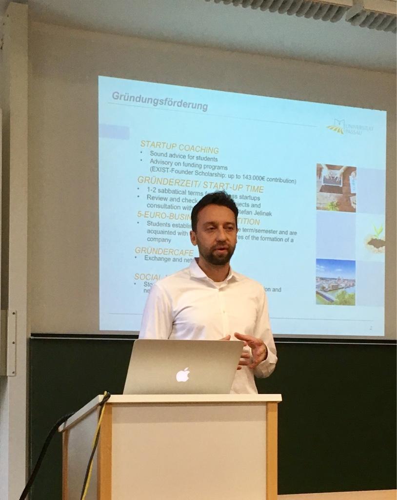 Startup-Coach Stefan Jelinek