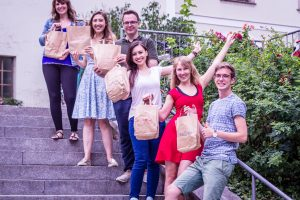 Orientierungswoche an der Universität Passau
