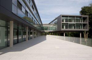 ITZ Gebäude der Universität Passau