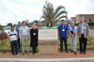 Lehrende der IT-Security Summer School in Madagaskar