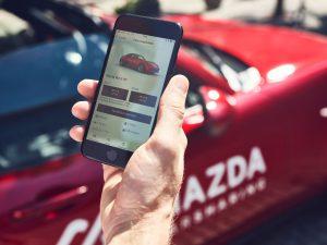 Mobilität per App. Studentenwerk Niederbayern/Oberpfalz startet Carsharing-Modell.