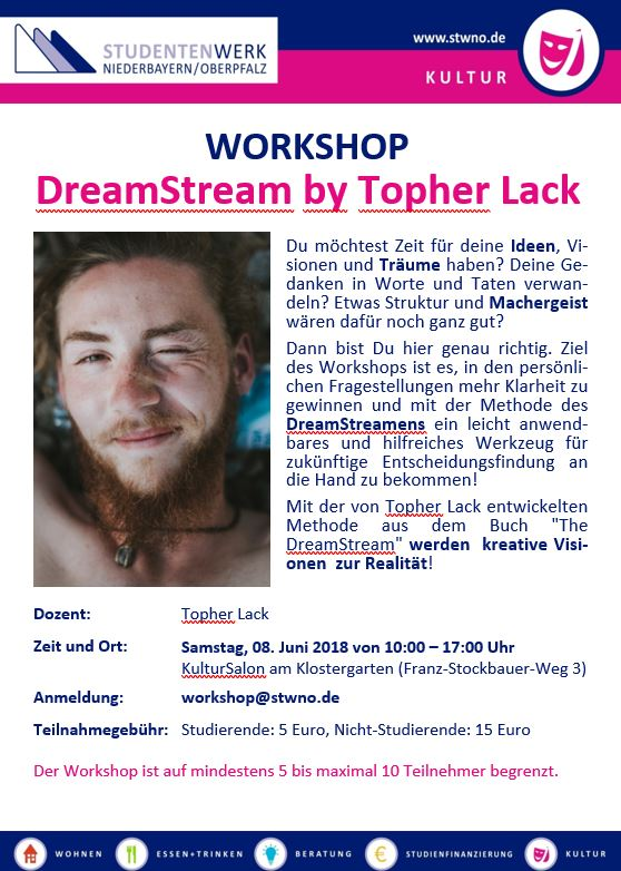 Workshop: DreamStream