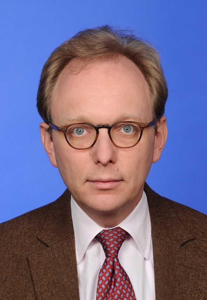 Portrait von Prof. Dr. Kai von Lewinski