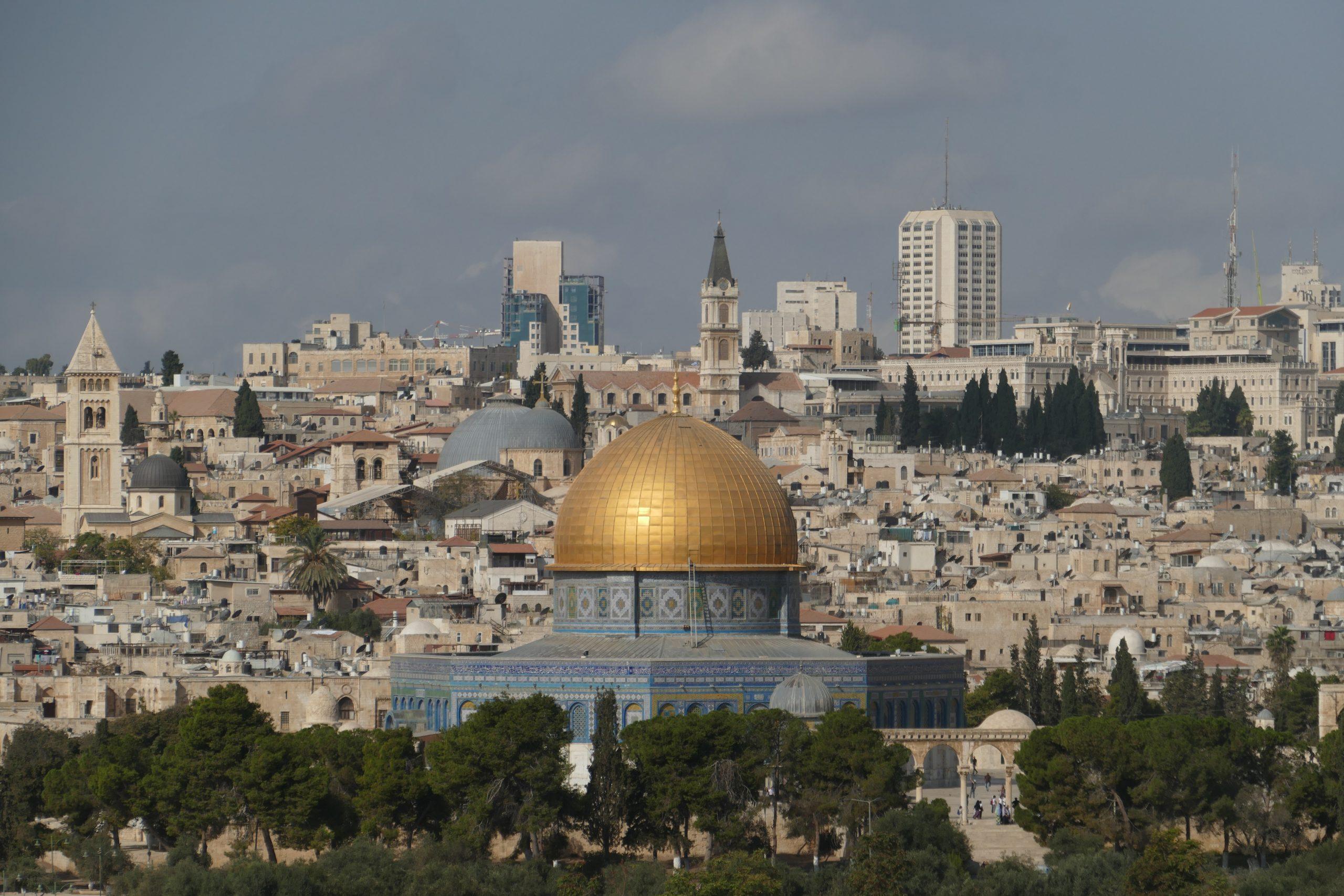 Studienexkursion nach Israel und Palästina