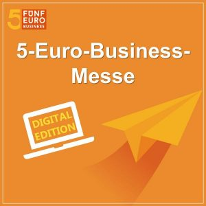 Flyer 5-Euro-Business-Messe