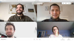 Team-Meeting PlanBee
