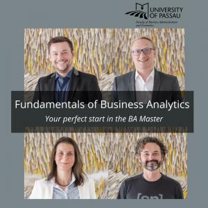 Fundamentals of Business Analytics